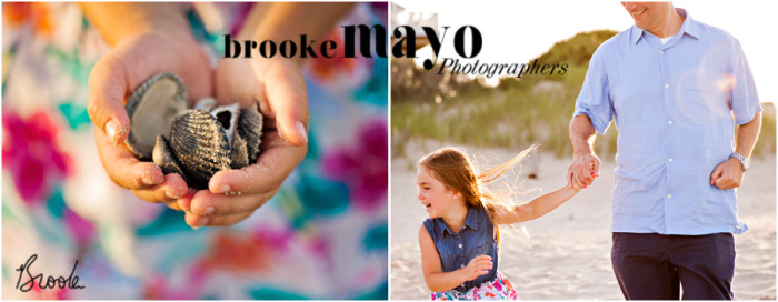Non Traditional Corolla Family Beach Portraits
