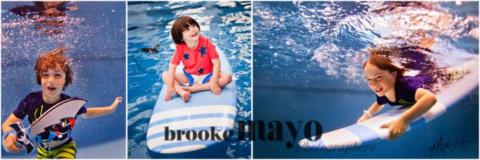 Corolla Underwater Portraits