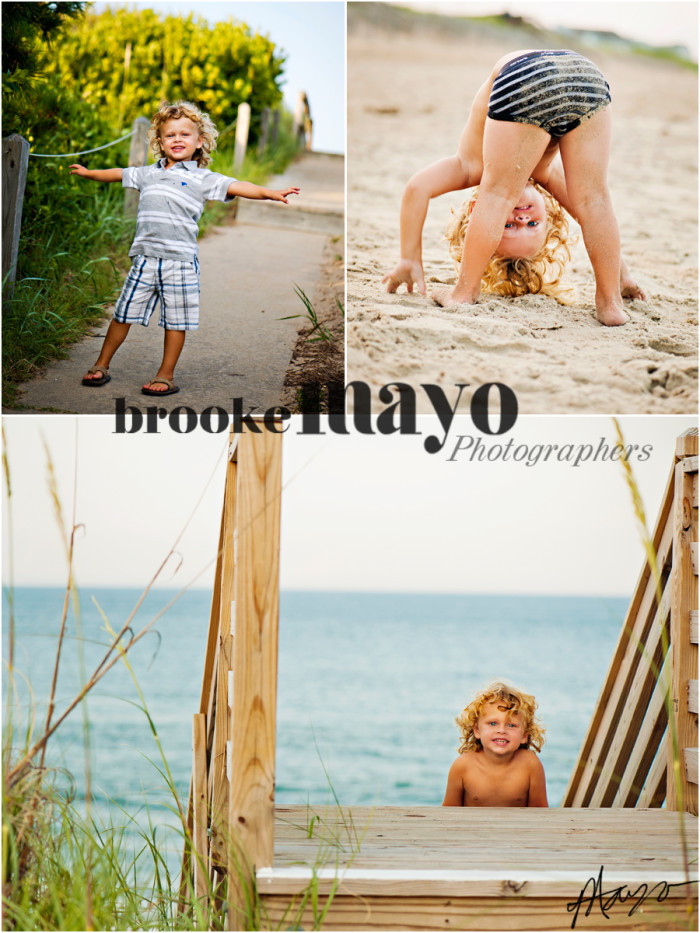 Beach Maternity Portraits