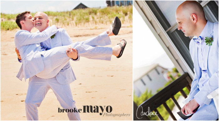 Outer Banks destination wedding