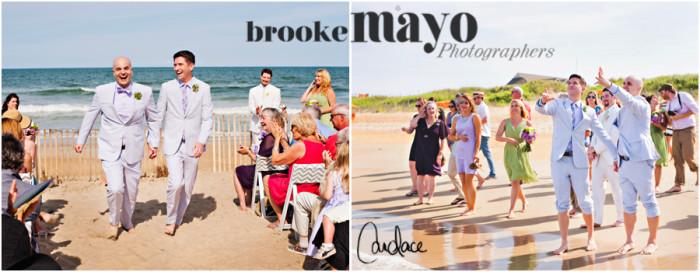 Outer Banks destination wedding