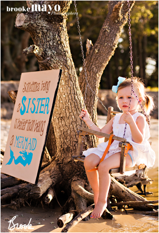 Outer Banks Pregnancy Reveal Shoot