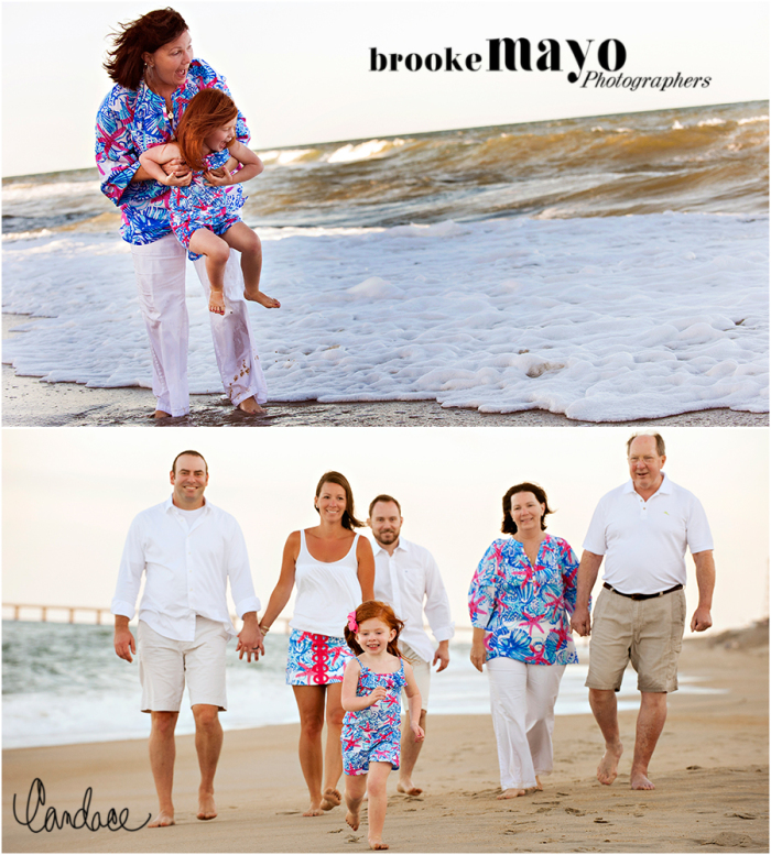 Outer Banks vacation portraits