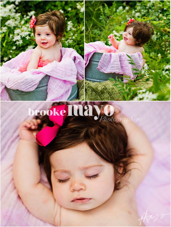 Manteo Baby Portraits