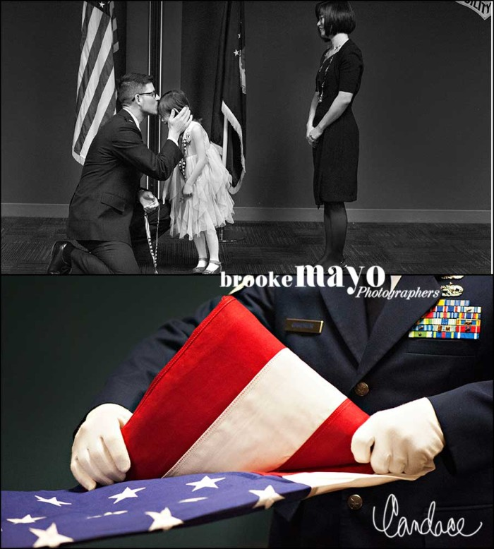 Military Retirement Ceremony | US Air force — Brooke Mayo