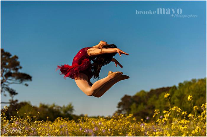 outer banks dancer