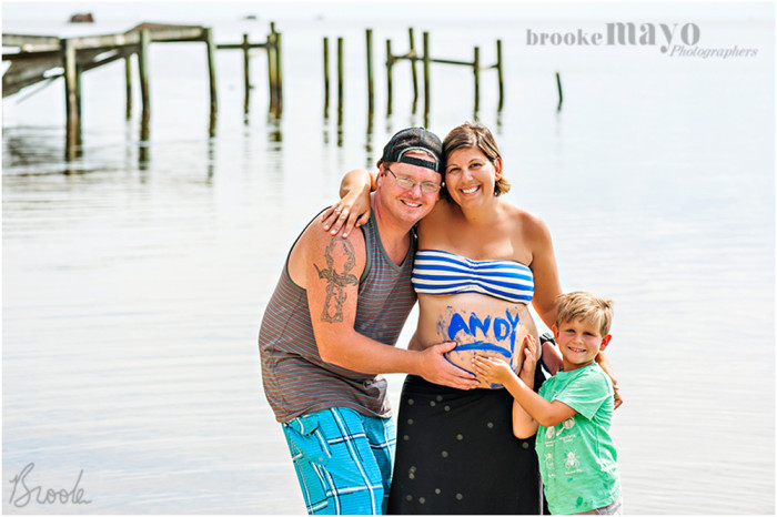 Outer Banks Baby Reveal