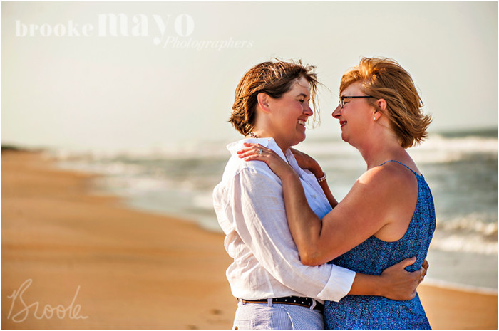 outer banks same sex wedding