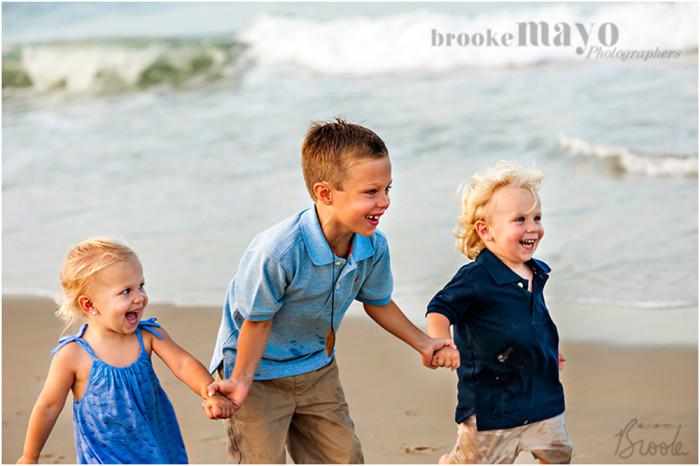 Nags Head Beach Portraits