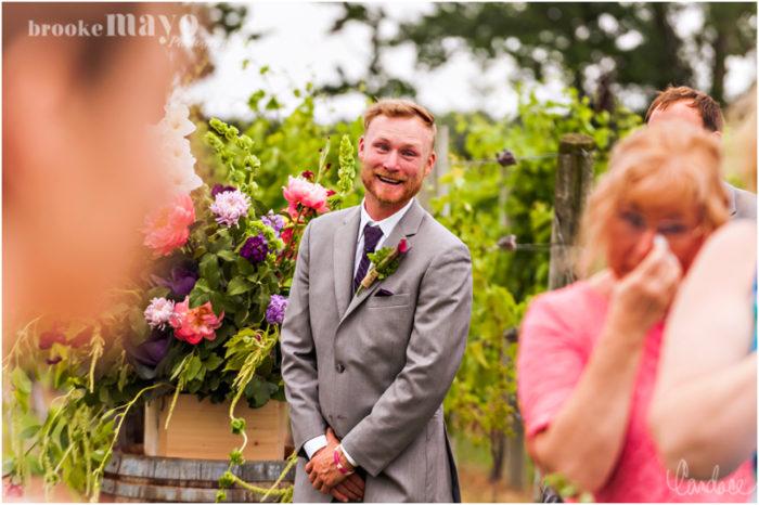 OBX Vineyard Wedding