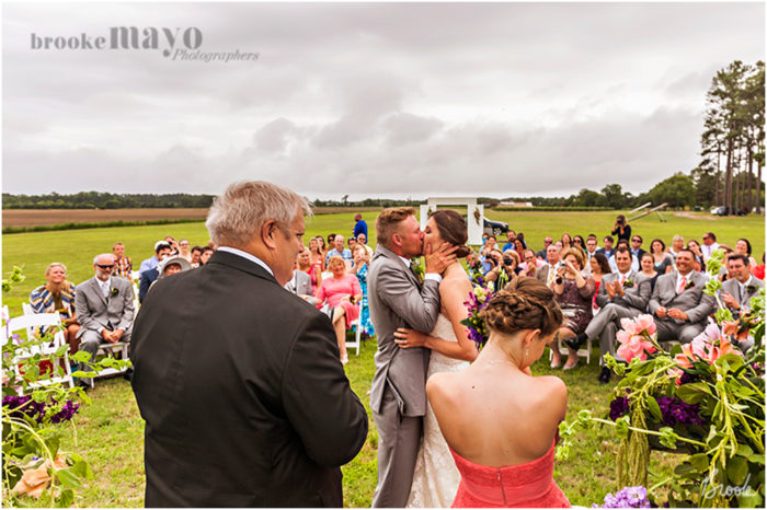 OBX Vineyard Wedding