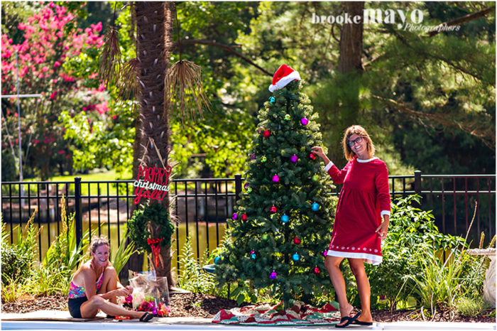 Christmas In July Swimsuit.Christmas In July The Swim Lady Brooke Mayo Photographers