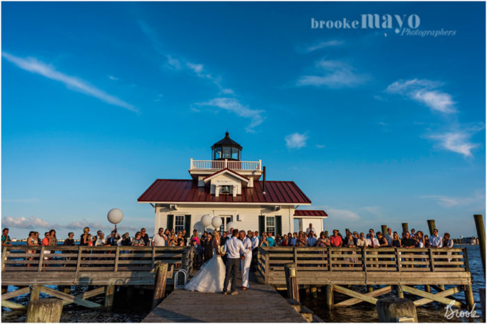 Marshes Light Wedding