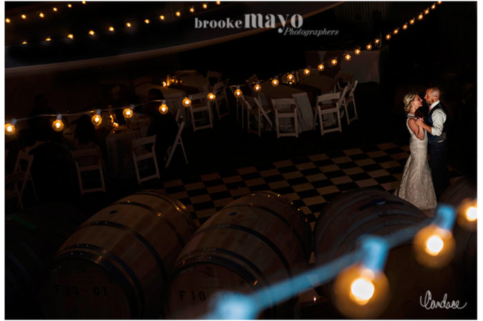 Outer Banks Winery Wedding