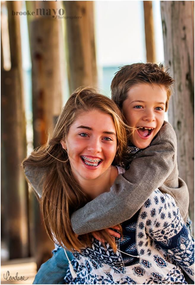 Fall Beach Portraits