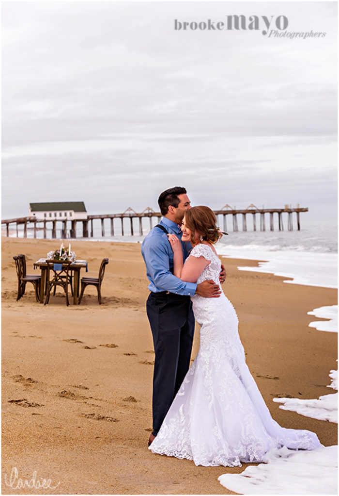 Kitty Hawk Wedding