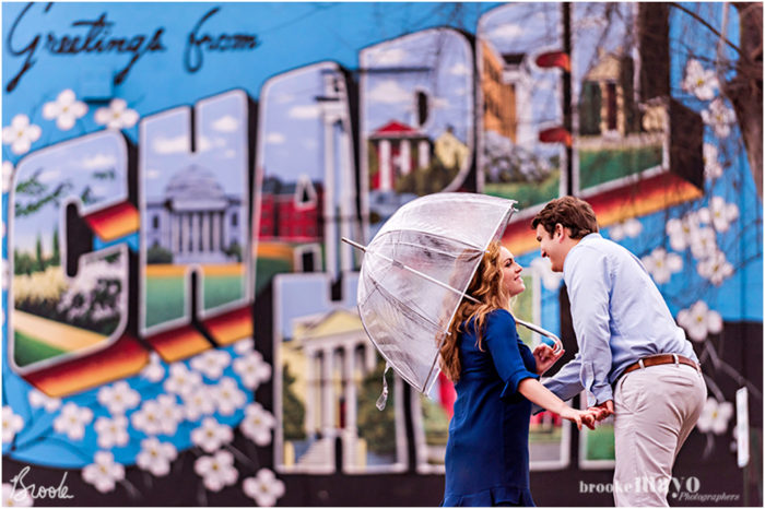 Chapel Hill Engagement