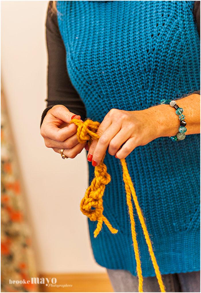 Renee Landry Studio Knitting