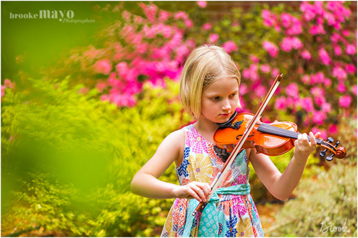 Charlotte Spring Portraits
