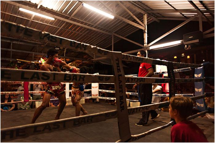 Muaythai the last bar thailand