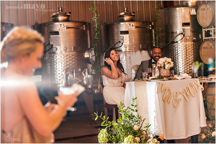 Sanctuary Vineyards Wedding