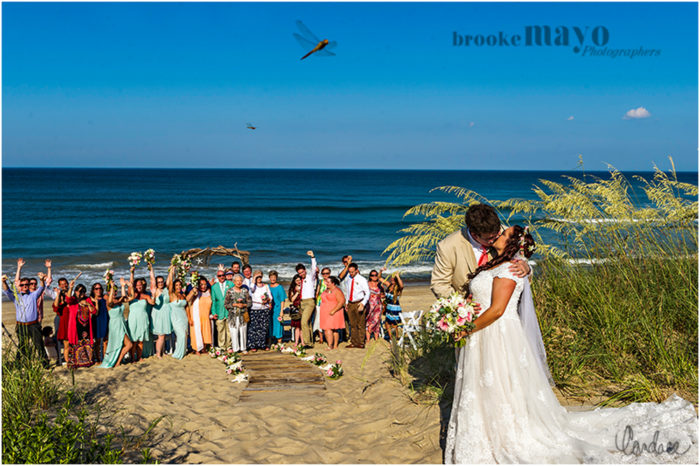 Sanderling Beach Wedding