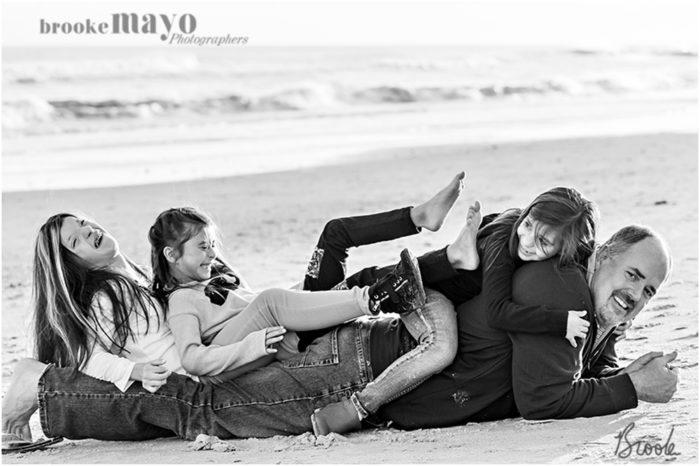 Topsail Beach Portraits