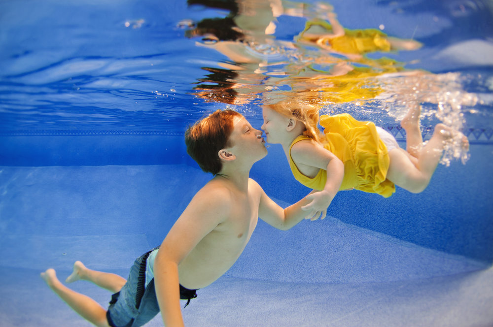 underwater - Playtime