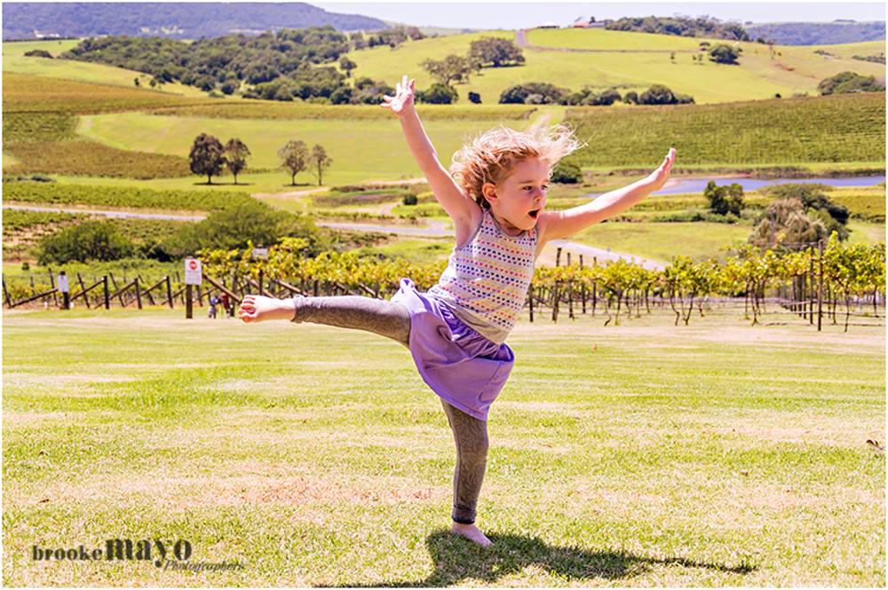 Coolangatta vineyard