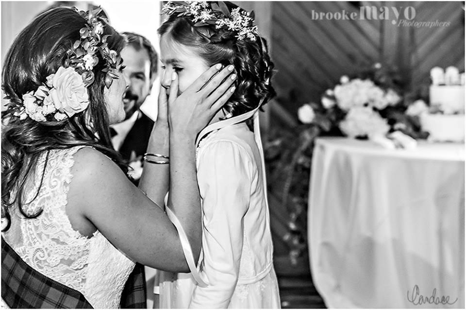 flower girl niece