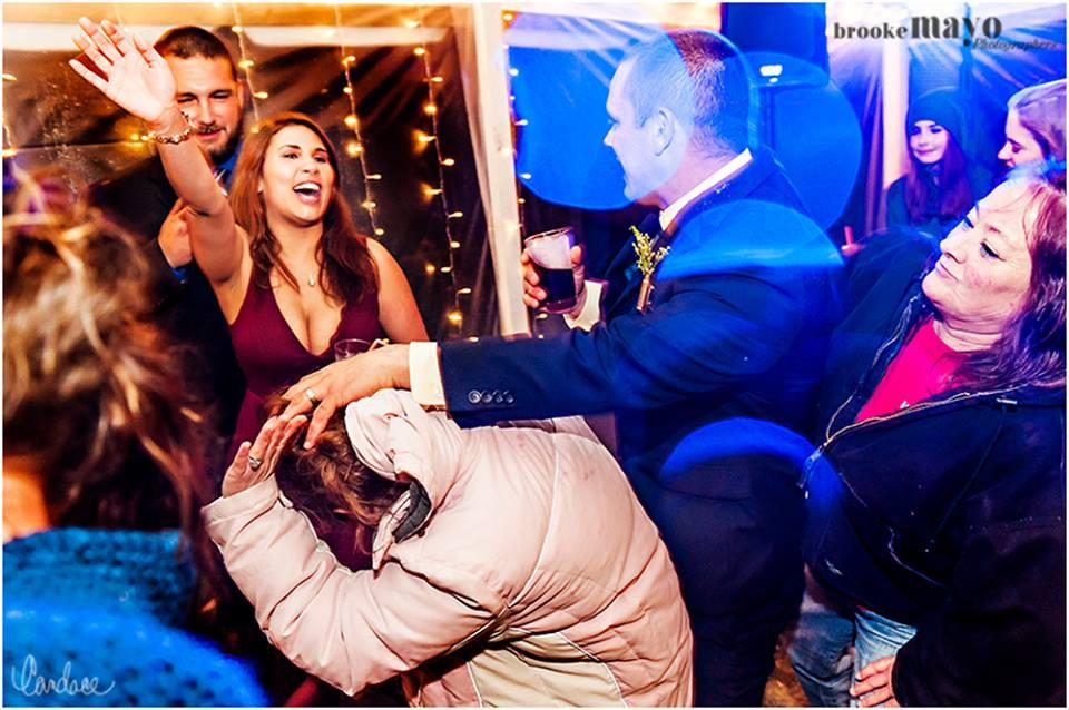 Currituck Wedding Reception