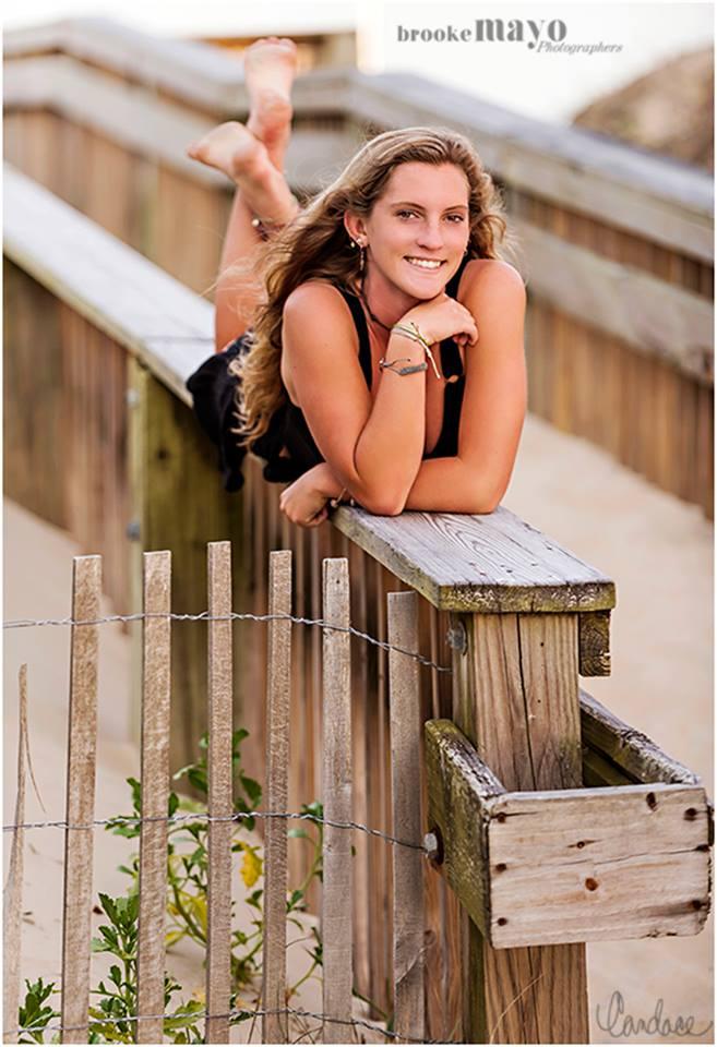 Senior Beach Portraits