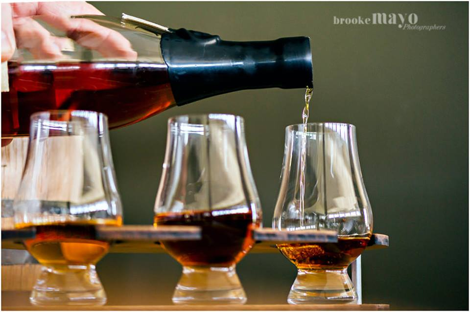 Sanderling Whiskey Tasting