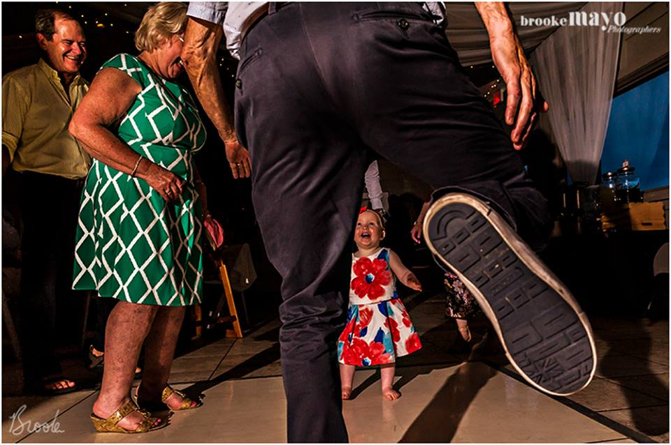 Outer Banks Wedding Reception