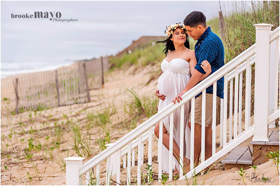 Outer Banks Maternity session