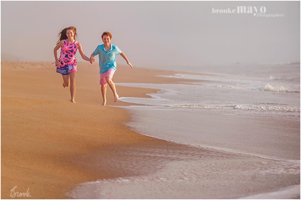 Sanderling Resort Beach Portraits
