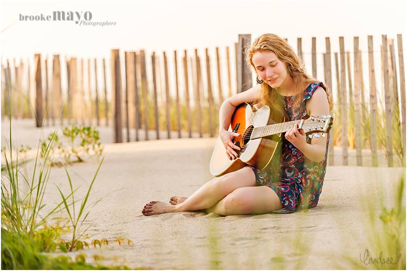 Outer Banks Senior Portraits