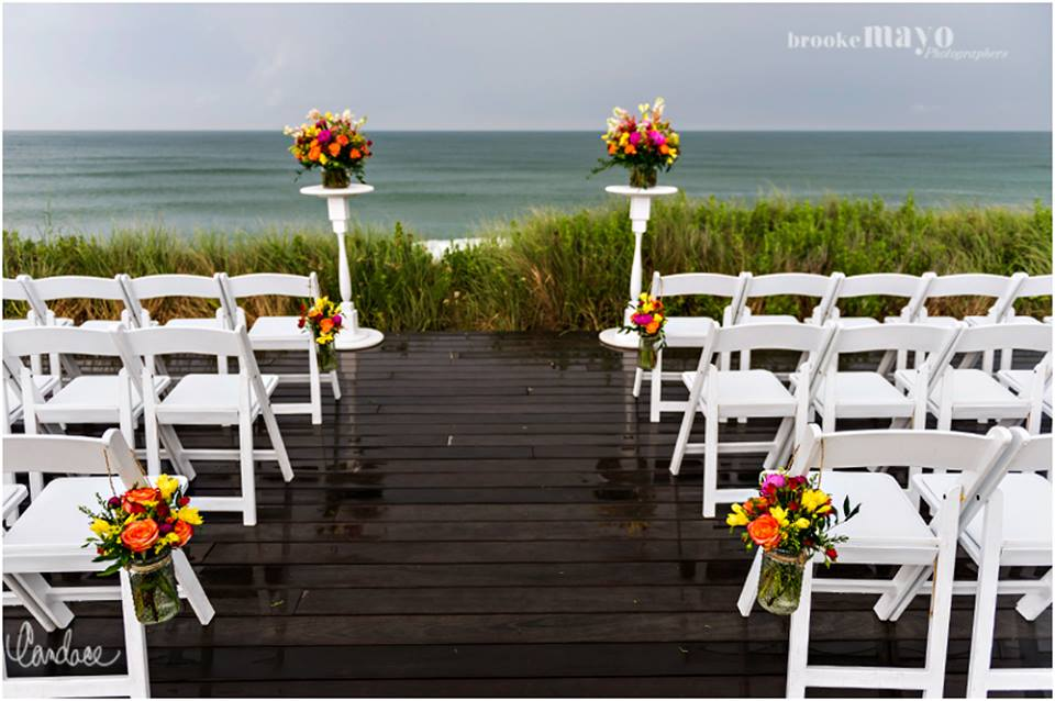 Sanderling Beach Wedding