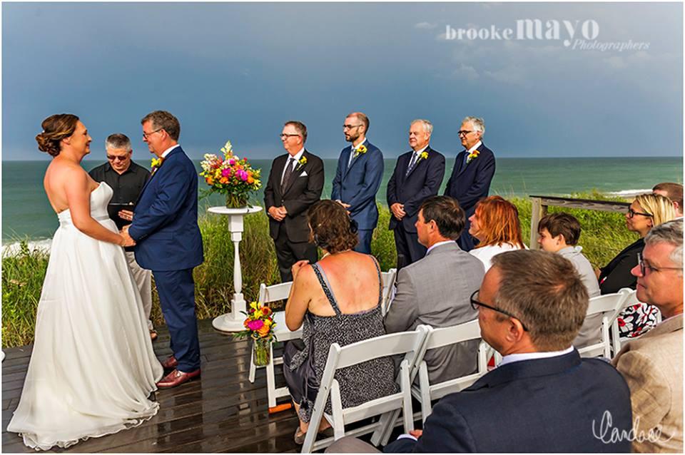 Observation Deck Ceremony