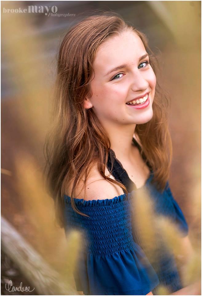 middle school portrait