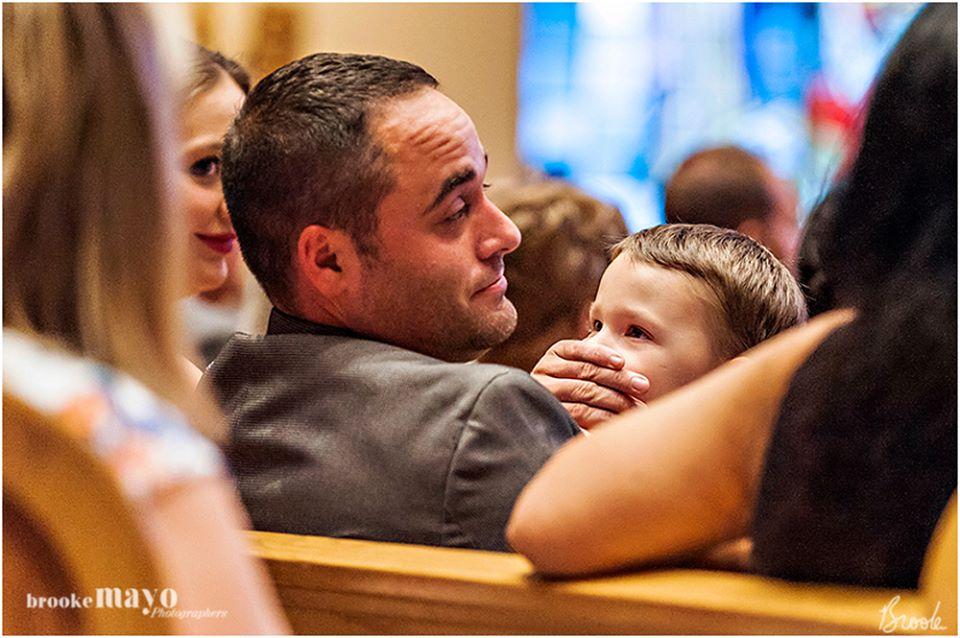 catholic church ceremony