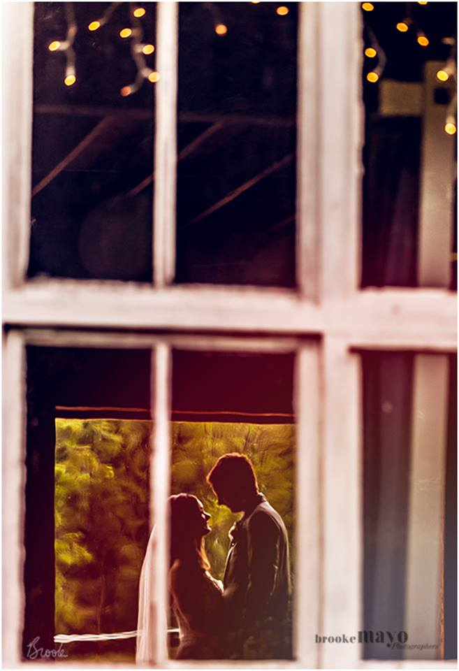 Bern Farm wedding portrait