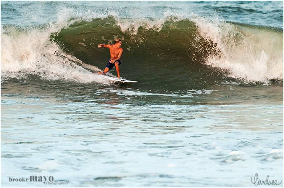 Avalon Pier Surf