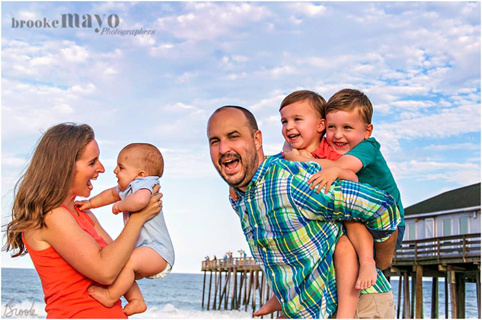 Kitty Hawk Family Portraits