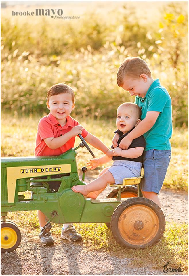 fall farm portraits
