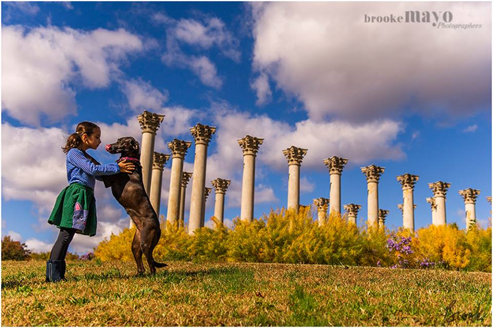 DC arboretum Family Portraits