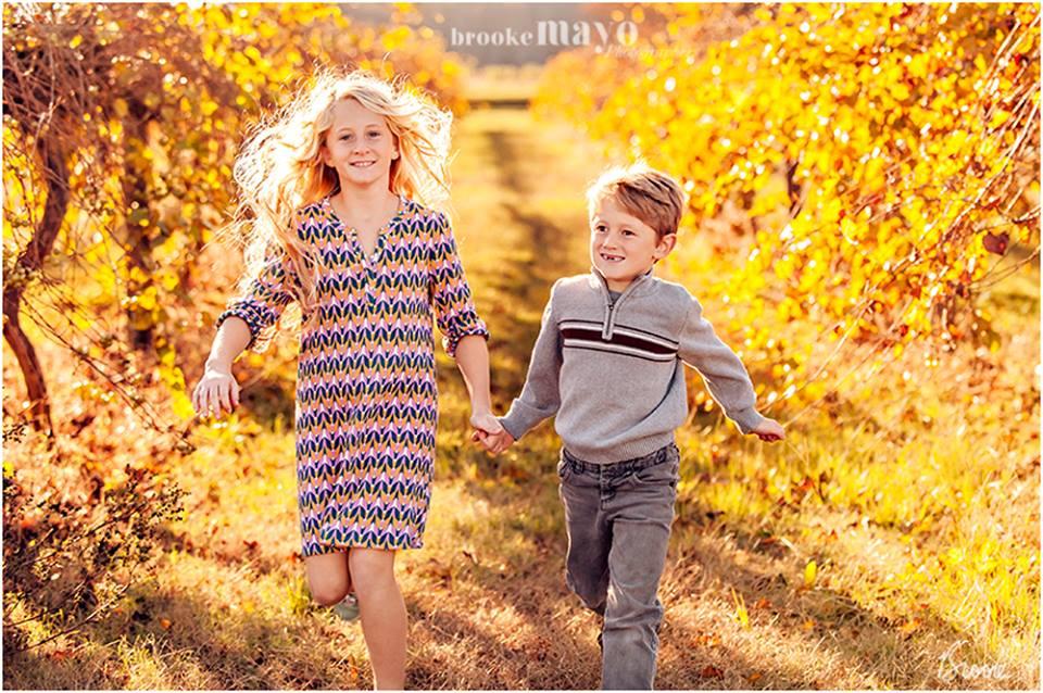 Sanctuary Vineyard Family Portraits