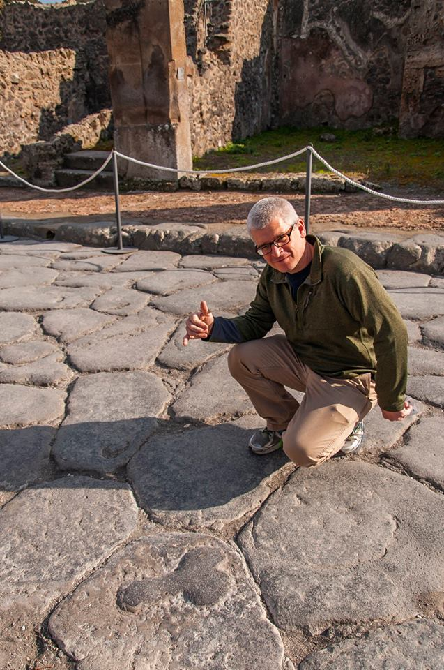pompeii phallic