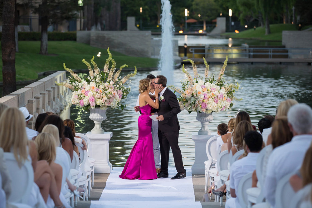 OC Housewife Alexis Bellino's beautiful orange county wedding