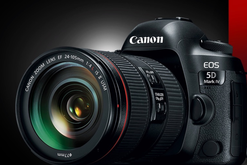 Canon 5D MArk iV Professional Camera